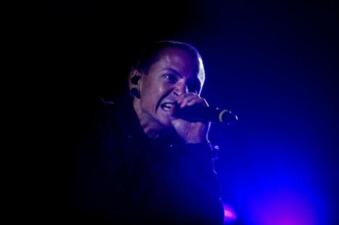 Linkin Park albums back in top 10 after suicide