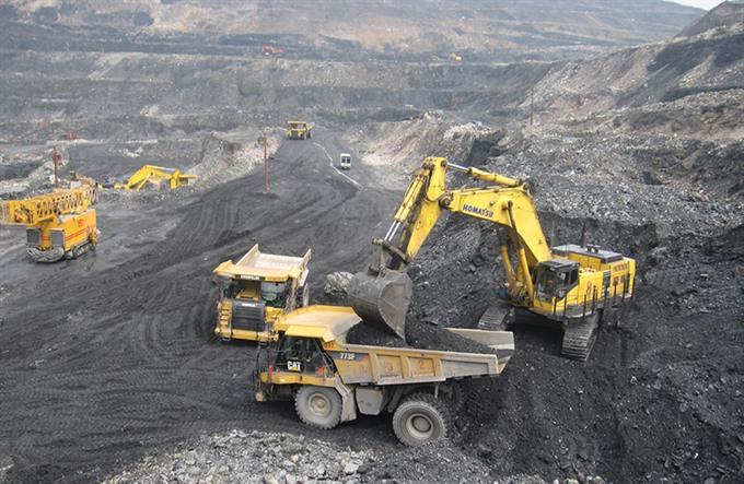 Coal development plan announced