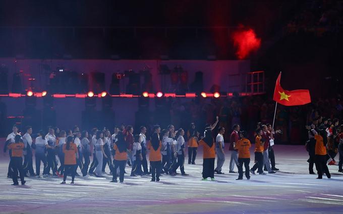 Việt Nam rank third in SEA Games