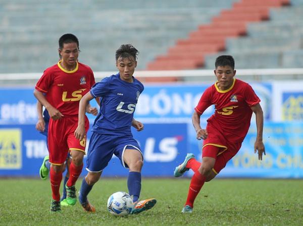 PVF tie with Viettel in U15 football tourney
