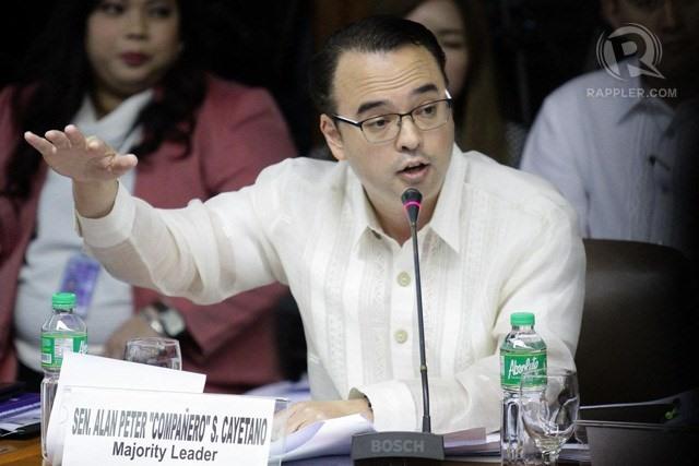 Cayetano explains Filipino South China Sea policy