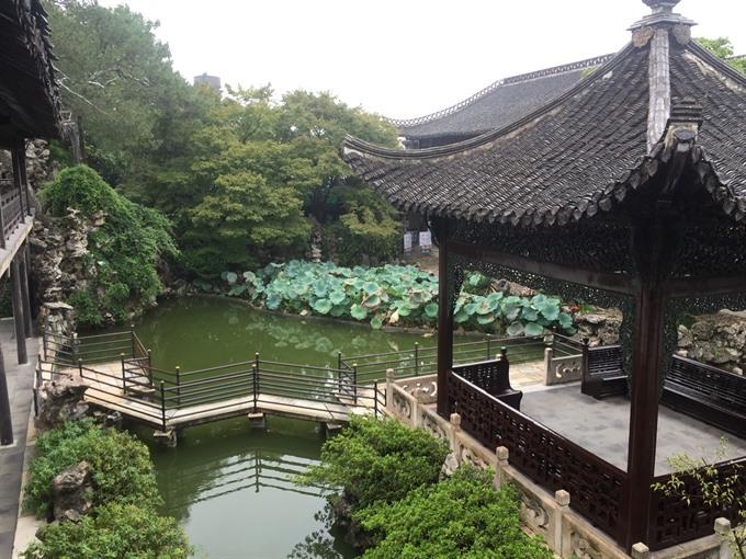 Yangzhou preserves ancient homes