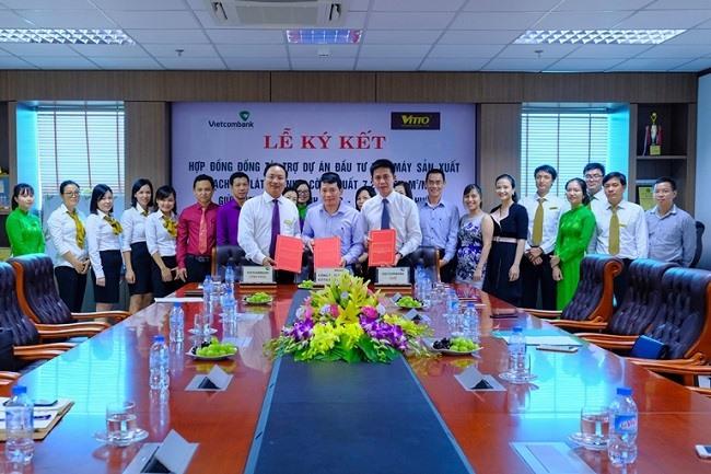 Granite factory: Vietcombank inks lending deal worth VNĐ400b