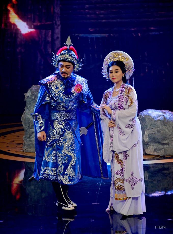 Kiên Giang singer wins TV cải lương contest