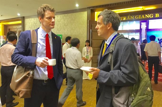 World focus on the Mekong