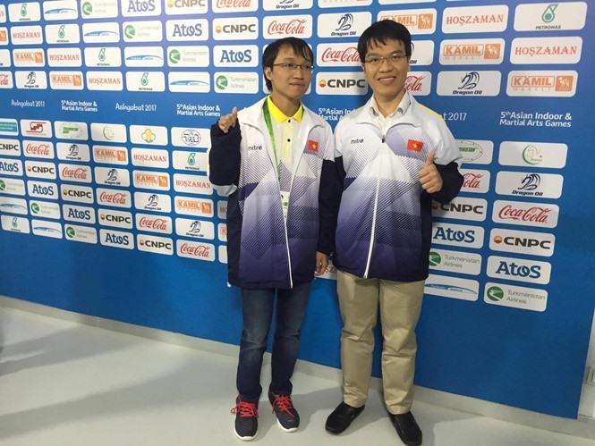 Liêm Sơn win rapid chess event