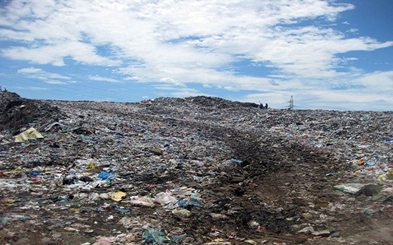 Quảng Nam failing to treat waste properly