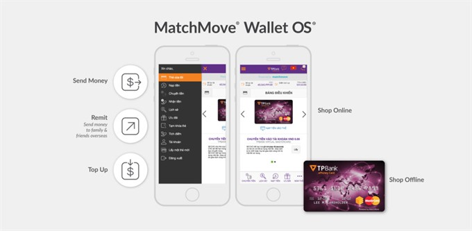 MatchMove to provide digital payment solutions in VN