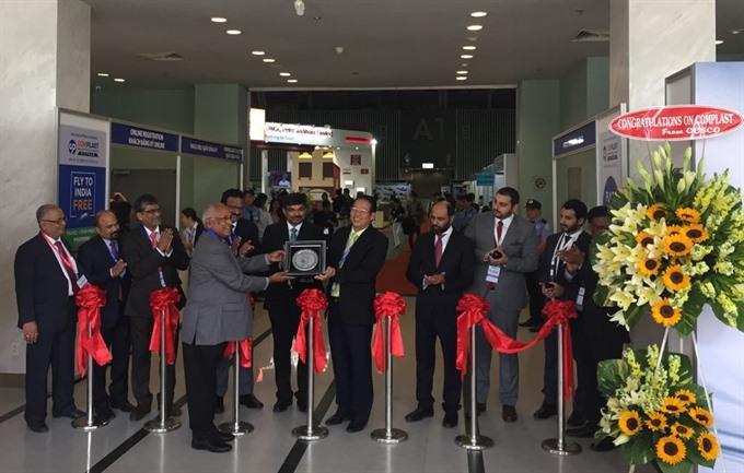 Complast plastics exhibition opens in HCM City