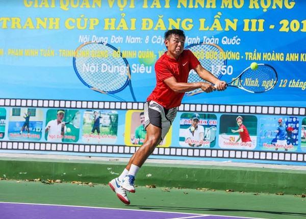 Nam wins Tây Ninh tennis event