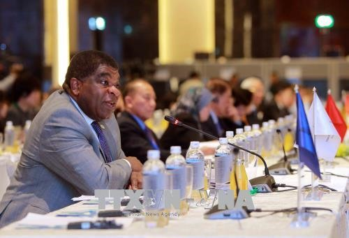 APPF discuss framework to combat climate change