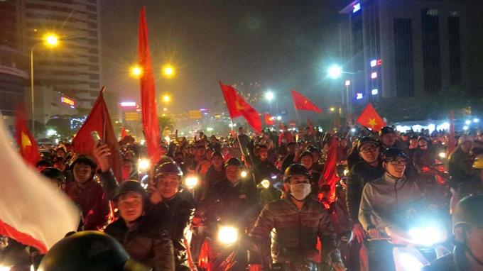 Việt Nam make history shock Asia