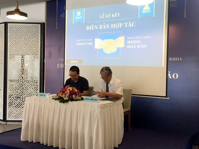 Diagnostic centre ties up with EDoctor to use app