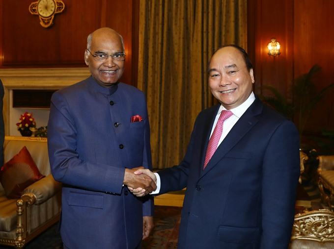 Việt Nam India target better trade ties