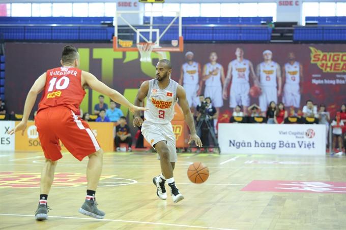 Saigon Heat lose to Alab Pilipinas