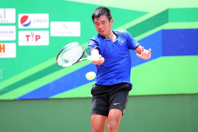 Nam enters quarter-finals of VTF Pro Tour 1
