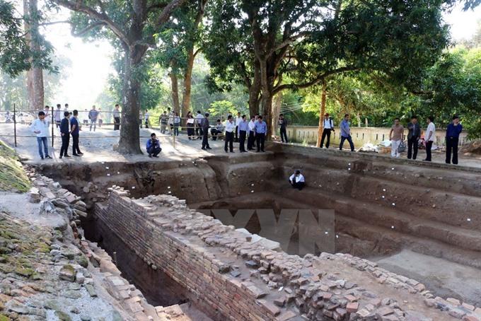 South Việt Nam reveals an ancient past