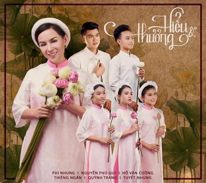 Việt kiều singer to help poor kids