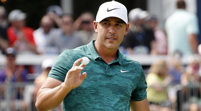 US Open PGA winner Koepka voted PGA Tour Player of Year