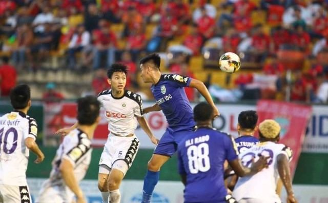 Becamex Bình Dương advance to the Natl White Tiger Cup final