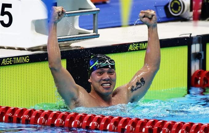 Việt Nam rank 12th at Asian Para Games