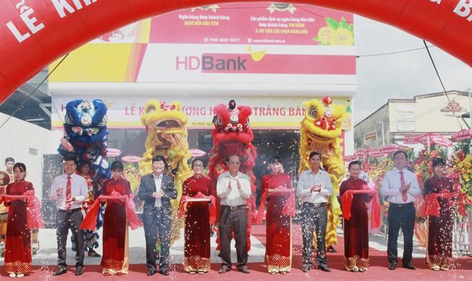 HDBank opens Tây Ninh Province branch
