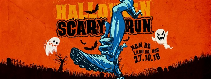 Halloween Run to send shivers down your spine