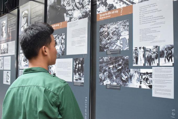 Exhibition celebrates capital citys liberation