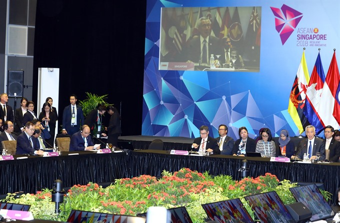PM backs ASEAN-China cooperation