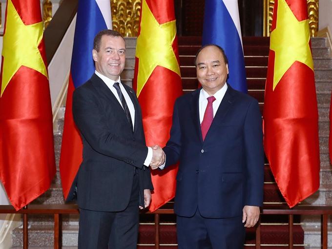 Việt Nam Russia seek ways to bolster partnership