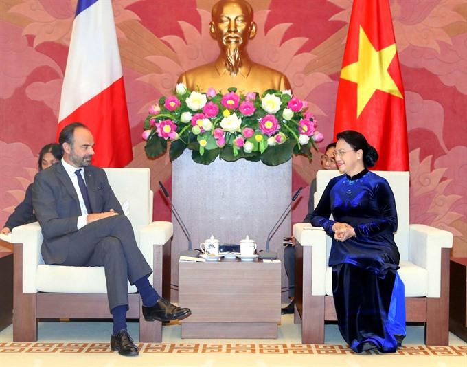 Top legislator: Việt Nam treasures relations with France