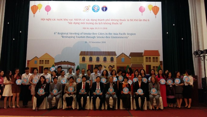 Việt Nam to join smoke-free cities network
