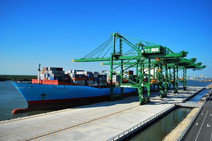 Bà Rịa-Vũng Tàu to develop logistics sector