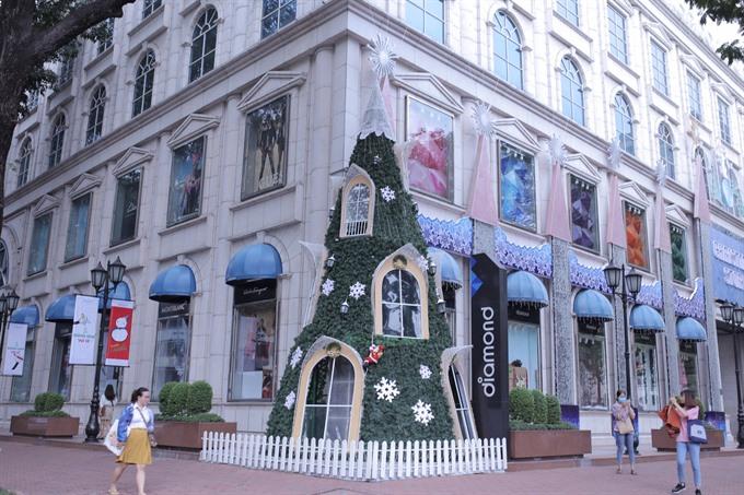 Christmas a joyous festival for all