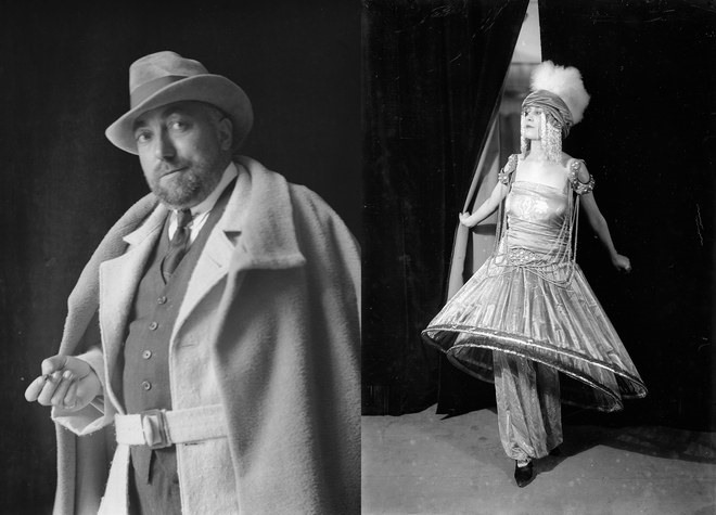 Historic French fashion label Paul Poiret is revived