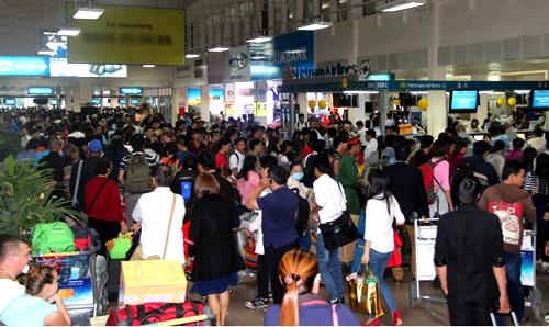 Vietnam Airlines Jetstar Pacific add flights for Tết