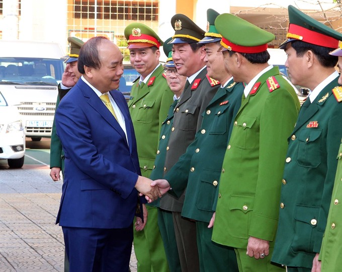 Prime Minister makes New Year visit to Đà Nẵng