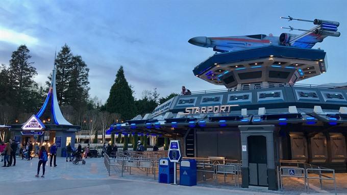 Disneyland Paris to add Star Wars zone in 2.5 bn upgrade