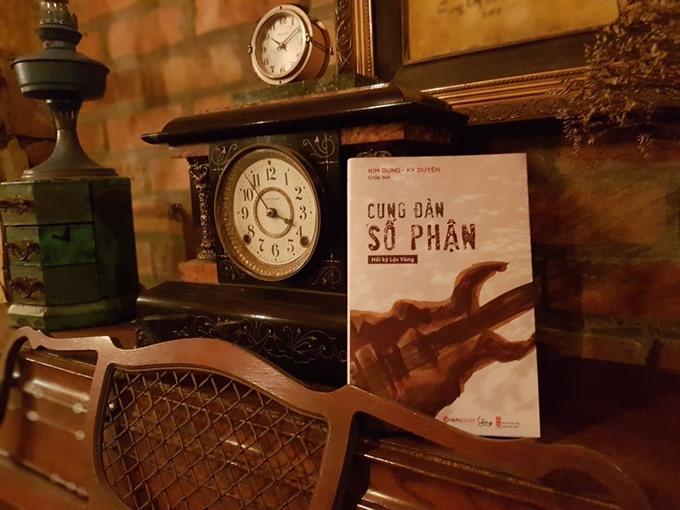 Vietnamese artist debutes his first memoirs