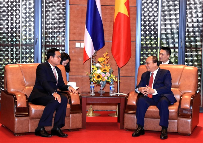 PM: Measures needed to lift Việt Nam-Thailand trade to 15 billion