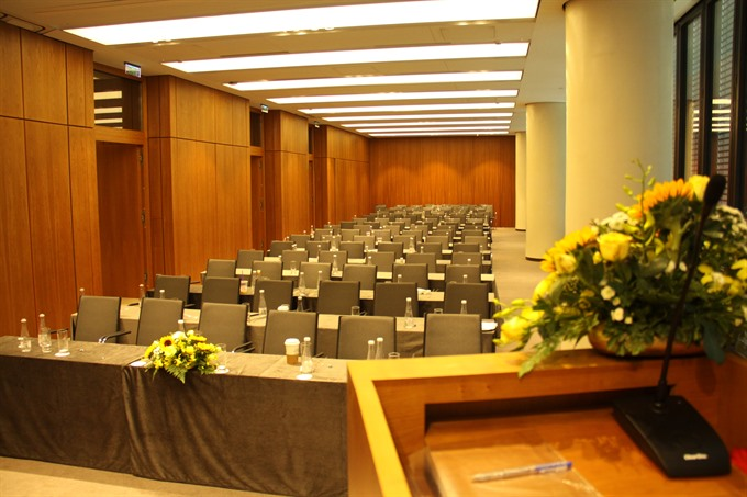 Workspace provider Regus offers conference centre in HCM City