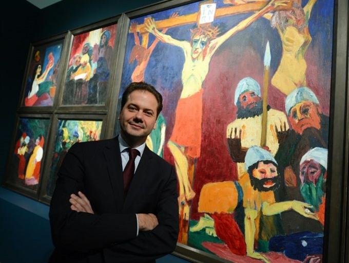 Austrias Max Hollein named Met museum chief
