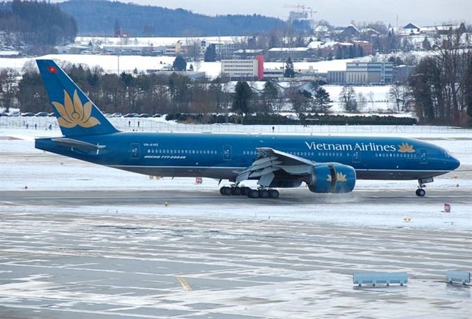 Vietnam Airlines redirects flights to avoid Black Sea