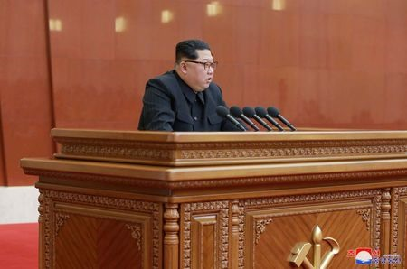 North Koreas Kim promises no more nuclear or missile tests