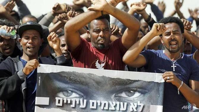 Netanyahu suspends Israel-UN deal on resettling African migrants