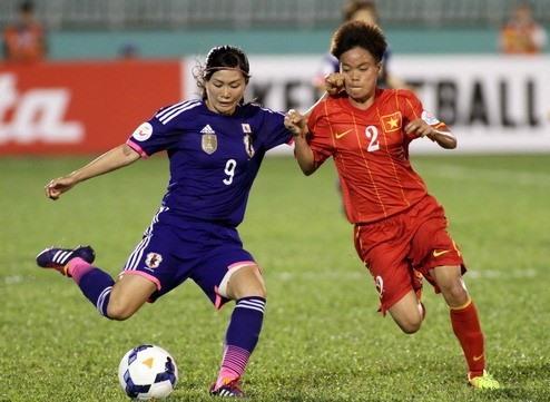 Việt Nam loses to Japan at Asian Cup