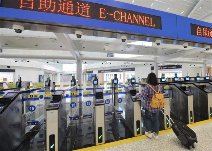 Vietnam Airlines shifts to new terminal in China