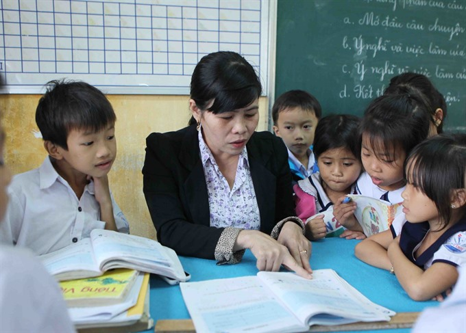 New curriculum puts pressure on teachers