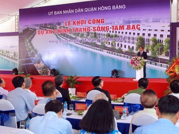 Hải Phòng to be new socioeconomic hub