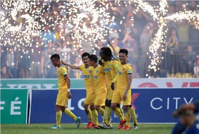 FLC Thanh Hóa beat Quảng Ninh Coal at V.League 1